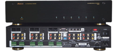 Channel Vision: A4623 4 Input 6 Zone Amplified A/V Controller