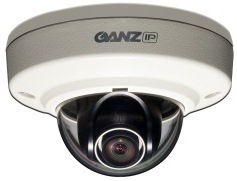 Ganz: ZN-MD243M H.264 1080p IP Mini Dome