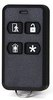 2GIG 2GIG-KEY2-345 4-Button Key Ring Remote