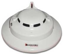 Hochiki: SLR-835BH-2W Direct Wire Photoelectric Heat Smoke Detector