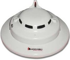 Hochiki: SLR-835BH-2 Direct Wire Photoelectric Heat Smoke Detector