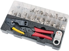 Platinum Tools: 90170 Cat6A 10Gig Termination Kit