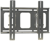 VMP LCD-MID-FT Flat Panel Flush TV Wall Mount with Tilt Silver