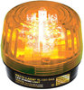 SECO-LARM SL-1301-SAQ/A Amber LED Strobe Light with Built-In Siren