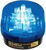 SL-1301-SAQ/B SECO-LARM Blue LED Strobe Light with Built-In Siren