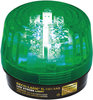 SL-1301-SAQ/G SECO-LARM Green LED Strobe Light with Built-In Siren