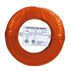 22/2 Solid Alarm Wire Orange | 500ft Coil Pack | UL Listed & CMR Rated