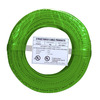 22/4 Solid Alarm Wire | 500ft Coil Pack | Green & UL Listed & CMR Rated