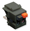 ICC Cabling Products IC107DSCBK Black Speaker Keystone Jack