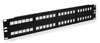 ICC IC107BP482 48 Port High Density Blank Patch Panel 2 RMS