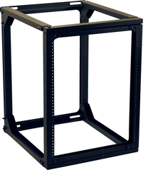 VMP: ER-W24 Swing Gate Wall Mount Rack