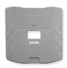 ICC IC108MMBGY Grey Double Gang Multi Media Outlet Cover & Base