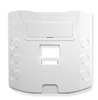 ICC IC108MMBWH White Double Gang Multi Media Outlet Cover & Base