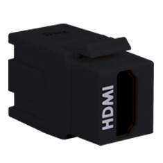 ICC Cabling Products: IC107HDMBK HDMI Keystone Jack