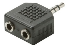 251-134: 3.5mm Cable Splitter Adaptor
