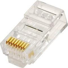 301-191: Cat 6 RJ45 Modular Connector