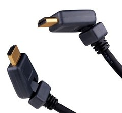 Vanco: 299003X 3 ft 1080p 1.4 HDMI Cable with Swivel Heads