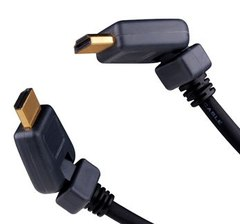 Vanco: 299012X 12 ft 1.4 HDMI Cable with Swivel Heads