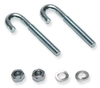 ICC ICCMSLJB01 Runway J Bolt Kit