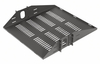 VMP ER-S2CM Vented Center Mount Double Rack Shelf