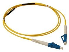 ICC: 5 Meter LC-LC Simplex Single Mode Fiber Patch Cable