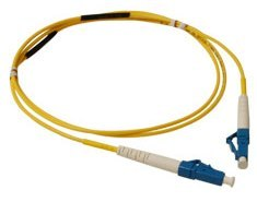 ICC: 10 Meter LC-LC Simplex Single Mode Fiber Patch Cable