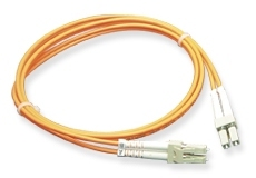 ICC Cabling Products: 3 Meter LC-LC Duplex MM Fiber Patch Cable