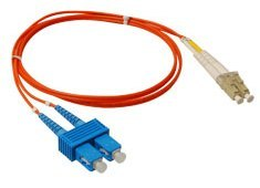 ICC: 7 Meter LC-SC Duplex Multimode Fiber Patch Cable