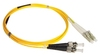 ICC ICFOJ3M501 1 Meter LC-ST Duplex Single Mode Fiber Patch Cable
