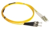 ICC ICFOJ3M502 2 Meter LC-ST Duplex Single Mode Fiber Patch Cable