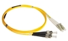 ICC ICFOJ3M510 10 Meter LC-ST Duplex Single Mode Fiber Patch Cable