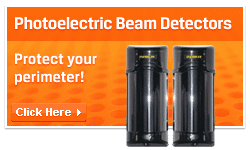 Photoelectric beam detectors