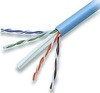 Cabling Plus: CMR Rated 550 MHz Blue Cat 6 Cable