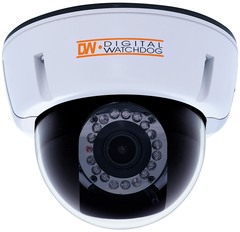 Digital Watchdog: V1363TIR Vandal Proof Outdoor Dome Camera