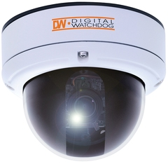 Digital Watchdog: V3363D Vandal Proof Outdoor Dome Camera