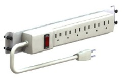ICC Cabling Products: ICRESPSB07 Power Strip