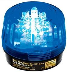 SECO-LARM: SL-1301-BAQ/B Blue LED Strobe Light