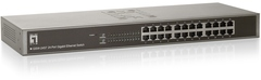 LevelOne: GSW-2457 Rack Mount 24-Port Gigabit Switch