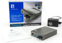 LevelOne: FVT-4002 Multi-Mode Fiber Converter