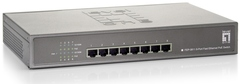 LevelOne: FEP-0811 8-Port PoE Switch