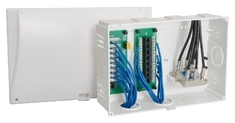 "ICC Cabling Products: ICRESDC9PK Comb 9"" Residential Enclosure"