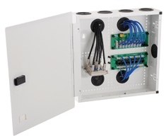 ICC Cabling Products: ICRESDC14K Enclosure with Modules