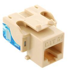 ICC Cabling Products: IC1078E5IV Cat5e Keystone Jack