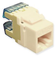 ICC Cabling Products: IC1078F5AL HD Cat5e Keystone Jack