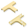 "ICC Cabling Products: ICRW12TBIV 1 1/4"" Ivory Tee and Base 10 Pack"