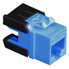 ICC Cabling Products: IC1078GABL Cat 6A Modular Keystone Jack