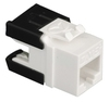 ICC Cabling Products: IC1078GAWH Cat 6A Modular Keystone Jack
