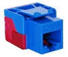 ICC Cabling Products: IC1078L6BL Cat 6 Keystone Jack