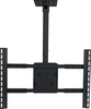 VMP: PDS-LCB Large Flat Panel TV Ceiling Mount Black