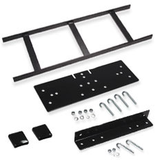 ICC Cabling Products: ICCMSLRW05 5' Runway Rack-to-Wall Kit